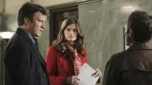Episodio TV Online Castle HD Temporada 3 E19 Ley y asesinato