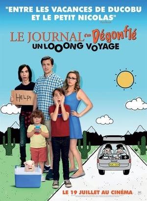 Journal d'un dégonflé : un looong voyage BDRIP FRENCH