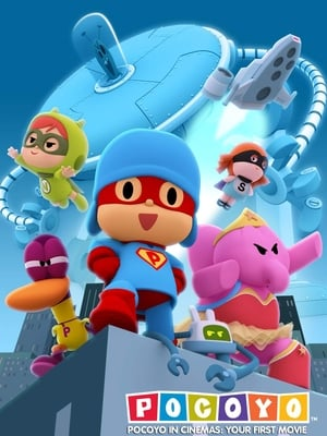 Pocoyo in cinemas: Your First Movie