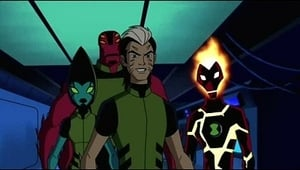 Ben 10: Alien Force Season 3 Episode 17