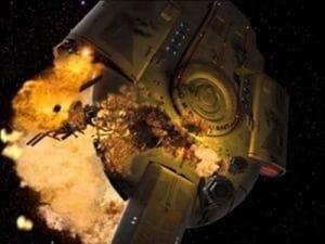 Star Trek: Espacio profundo nueve: 6×22