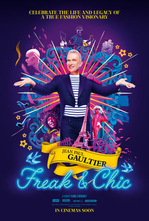 Poster Jean-Paul Gaultier: Freak and Chic (2020)