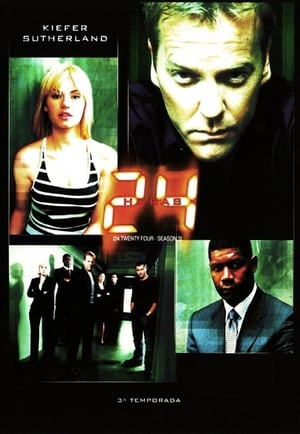24 Horas 3ª Temporada Torrent, Download, movie, filme, poster