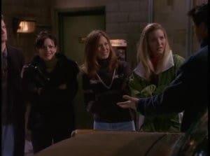 Friends Season 3 Episode 17