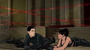 Archer (2009) saison 1 episode 8 streaming vf
