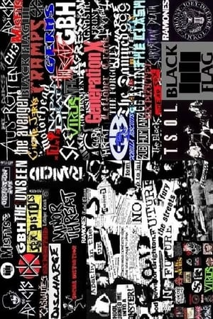 25 Years of Punk poster