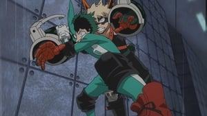 Boku no hero academy: 1×6