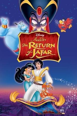 Aladdin: O Retorno de Jafar Torrent, Download, movie, filme, poster