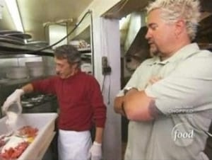 Diners, Drive-Ins and Dives: 5×5