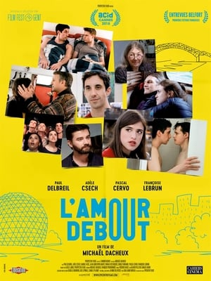 Film L'Amour Debout streaming VF gratuit complet