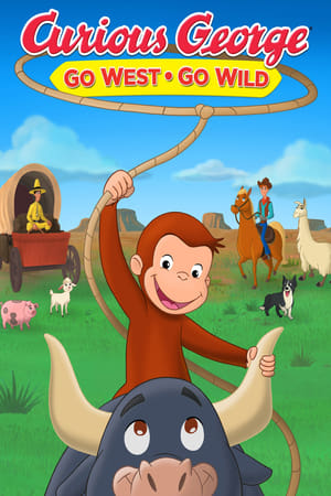 Image Curious George: Go West, Go Wild