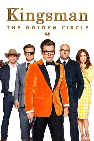 Filmposter Kingsman: The Golden Circle