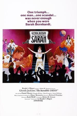 The Incredible Sarah poster