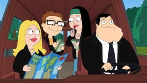 American Dad! Season 16 :Episode 12  Stompe Le Monde