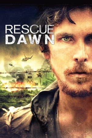 Rescue Dawn (2006) is one of the best Movies About Vietnam War
