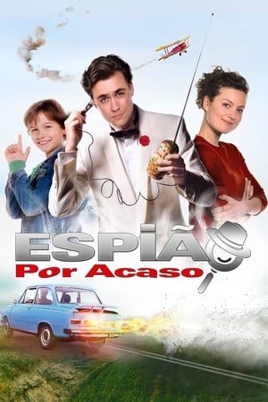 Espião Por Acaso Torrent, Download, movie, filme, poster