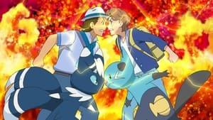 Pokémon Season 24 :Episode 33  Clash!? Blue Pokémania!