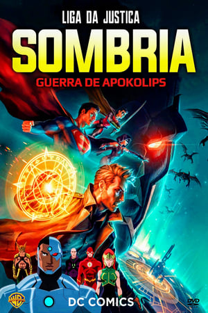 Liga da Justiça Sombria: Guerra de Apokolips Torrent (2020) Dual Áudio 5.1 BluRay 720p e 1080p Dublado Download