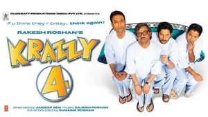 Hindi movie from 2008: Krazzy 4