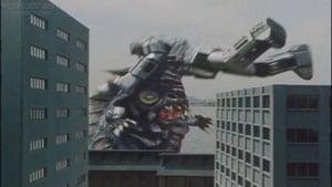 O Fantástico Jaspion: 1×10