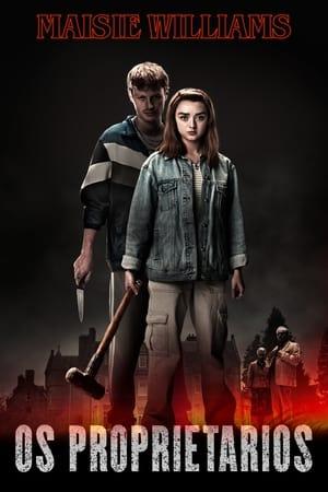 Os Intrusos - Poster