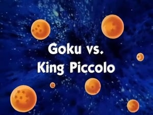 Goku vs. King Piccolo