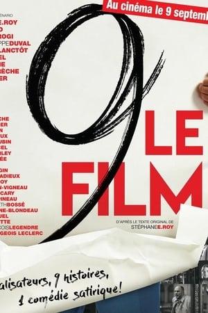 9, le film poster