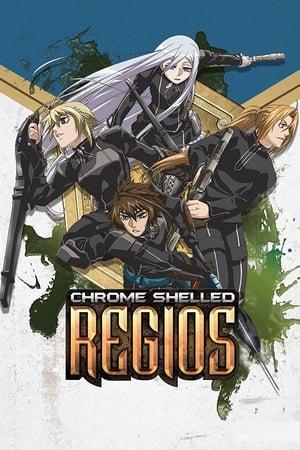 Koukaku no Regios: 1 Temporadai