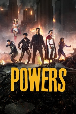 VER Powers (2015) Online Gratis HD