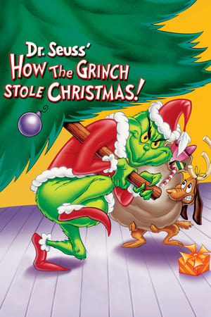 Poster How the Grinch Stole Christmas! (1966)