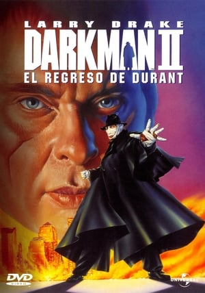 VER Darkman II: El regreso de Durant (1995) Online Gratis HD
