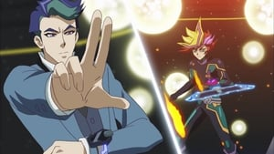 Yu-Gi-Oh! VRAINS Season 1 :Episode 19  The Incident Buried in the Darkness
