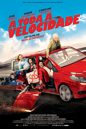 A Toda Velocidade Torrent, Download, movie, filme, poster