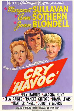 Cry 'Havoc' (1943)