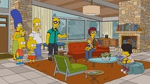 The Simpsons Season 24 :Episode 7  The Day the Earth Stood Cool