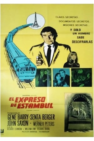 Istanbul Express poster