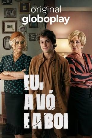 Eu, a Vó e a Boi 1ª Temporada Torrent, Download, movie, filme, poster