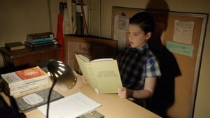 Young Sheldon Season 3 :Episode 2  A Broom Closet and Satan's Monopoly Board
