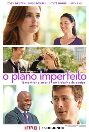 O Plano Imperfeito Torrent, Download, movie, filme, poster