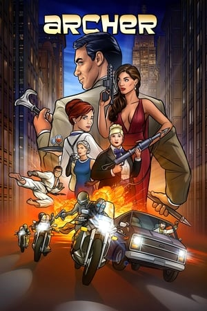 Watch Archer Full Movie