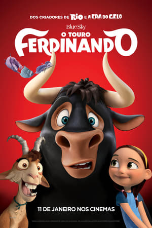 O Touro Ferdinando Torrent, Download, movie, filme, poster