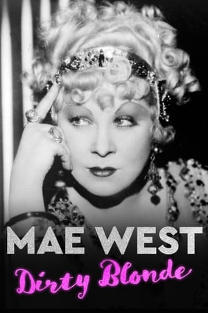 Poster Mae West: Dirty Blonde (2020)