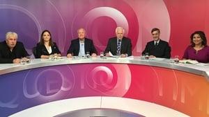 Question Time Season 40 :Episode 28  27/09/2018