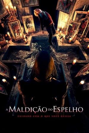 A Maldição do Espelho - Poster