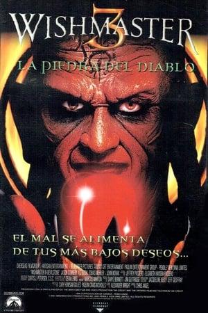 VER Wishmaster 3: La piedra del diablo (2001) Online Gratis HD