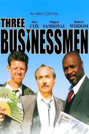 Three Businessmen-Miguel Sandoval