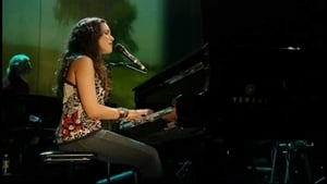English movie from 2004: Norah Jones and The Handsome Band: Live in 2004