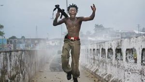 Poster pelicula Hondros Online