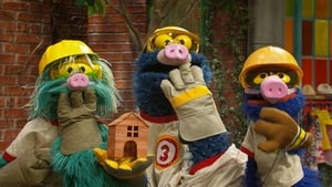 Sesame Street Season 50 :Episode 3  Pigs for Another Day