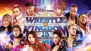 NJPW Wrestle Kingdom 15: Night 1